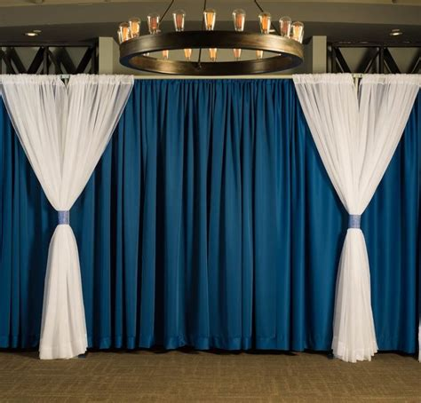 pipe and drape diy 8 best pipe and drape set ups images on pipe