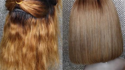Diy How To Fix Brassy Orange Hair To Ash Blonde