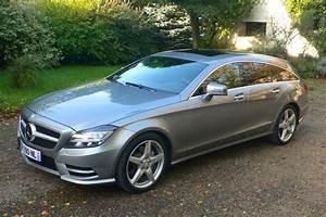Mercedes Classe E Break Occasion : essai mercedes cls 350 cdi shooting brake motorlegend ~ Medecine-chirurgie-esthetiques.com Avis de Voitures