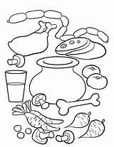 Soup Coloring Stone Pages Preschool Activities Crafts Kindergarten Arts Strega Nona Sopa Stones Worksheet Sketchite Printable Para Printables Sketch Sheets sketch template