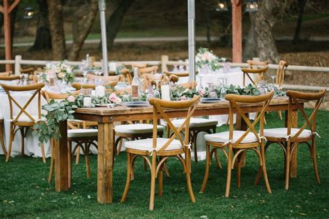 type of chairs for wedding 11 popular wedding chair styles weddingwire