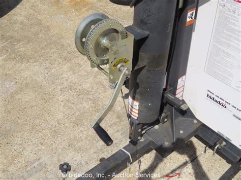 magnum light tower parts 2010 magnum mlt3060m towable light tower generator diesel