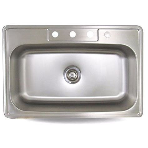 kitchen sink 33x19 kitchen sink 33x19 thermocast newport undermount acrylic 2552