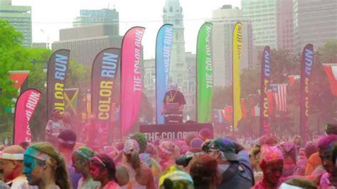 color run philadelphia the color run philadelphia explodes with 26 000 color