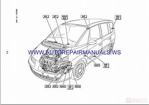 Renault Grand Espace User Wiring Diagram