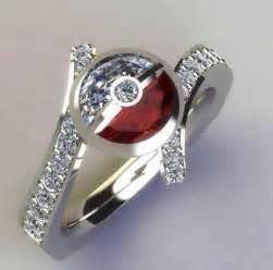 incredible pokemon engagement ring