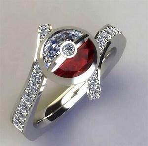 incredible pokemon engagement ring