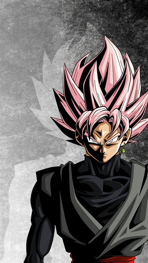 Goku Black Wallpaper Iphone by Goku Black Wallpapers 69 Background Pictures