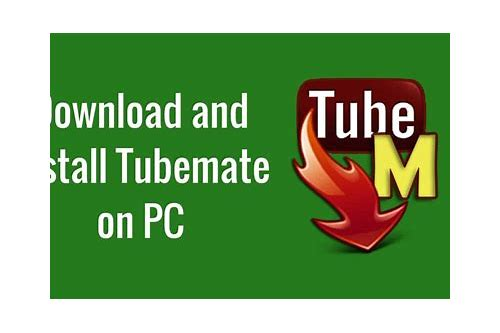tubemate for pc windows 8.1 free download