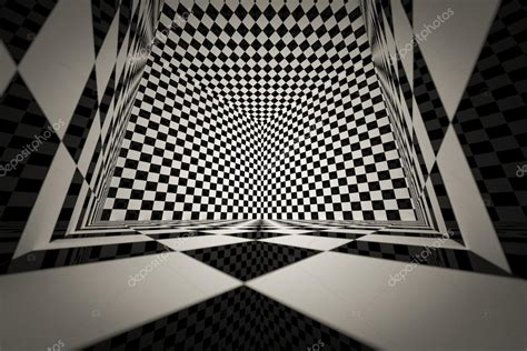 cube checkered room stock photo  casarda