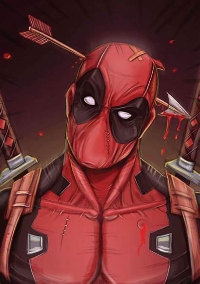 Deadpool Cool Guy Wallpapers Artwork Laptop Superheroes