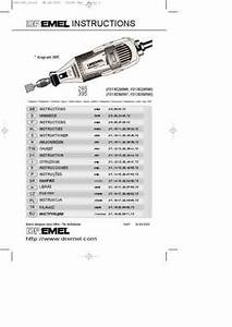 Dremel 395 Others Download Manual For Free Now