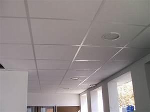 Faire Un Faux Plafond : comment r aliser un faux plafond bricobistro ~ Premium-room.com Idées de Décoration