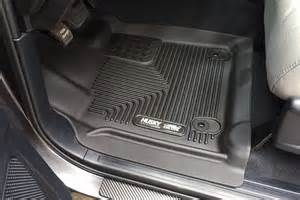 husky liners x act contour custom fit floor liners free shipping