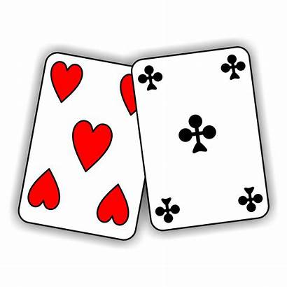Playing Cards Card Clipart Deck Poker Clip