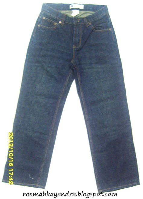 roemah kayandra celana jeans gap boot cut