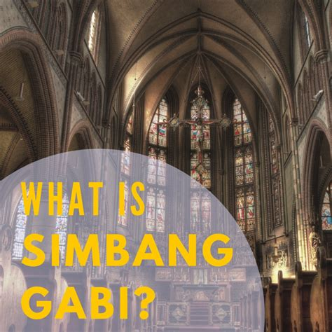 It is a series of nine dawn masses on the days leading up to aug 30, 2019. Simbang Gabi: A Brief Explanation of the Filipino ...