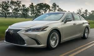 2019 Lexus Es Msrp Announced  Priced From $39,500