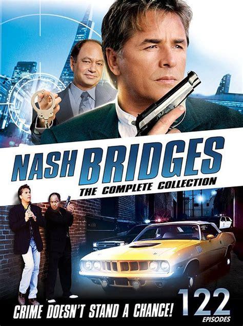 Best Buy: Nash Bridges: The Complete Collection [22 Discs