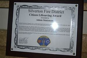 lifesaver award certificate just bcause With life saving award certificate template