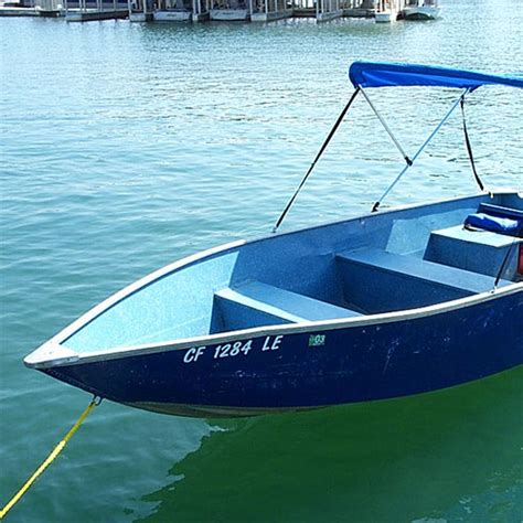 Small Fishing Boat For Rent by Shasta Lake Fishing Boat Rentals Bridge Bay Marina