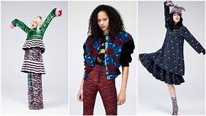 The Kenzo x H&M lookbook images launched