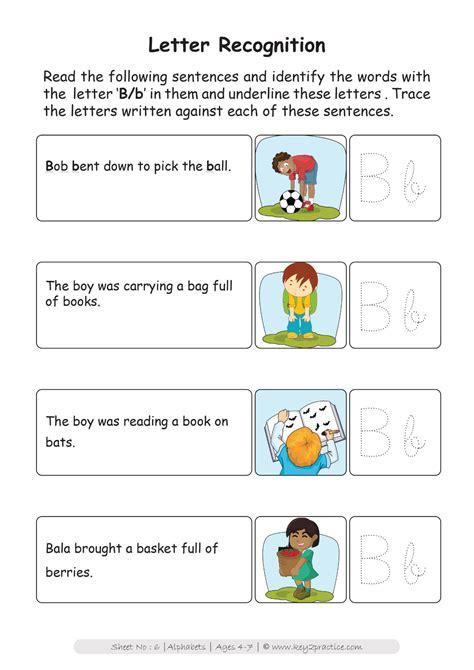english worksheets  alphabet  grade  keypractice