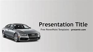 Free Audi Powerpoint Template