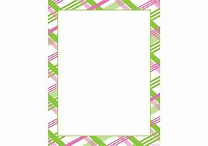 Pink & Green Plaid Frame Vector | Free Vector Art at Vecteezy!