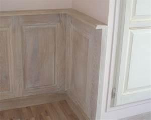 Mur Interieur Bois : lambris salle de bain 15 soubassement mur interieur en ~ Zukunftsfamilie.com Idées de Décoration
