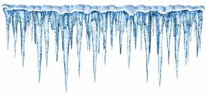 Icicles Border Clipart - Clip Art Library