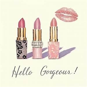 262 best images about Lipsticks illustrations on Pinterest ...