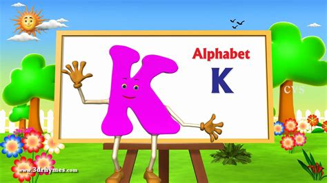 the letter k song learn the alphabet mp3fordfiesta letter k song 3d animation learning alphabet abc 64332