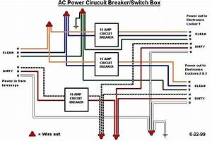 Electrical Junction Box Wiring Diagrams Residential