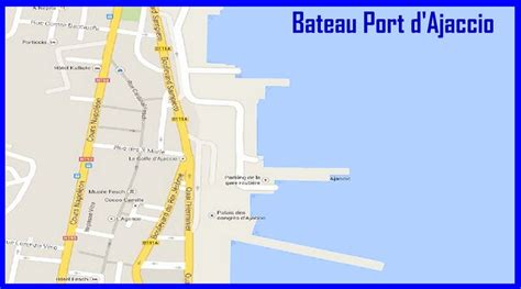 chambre de commerce ajaccio ferry au départ du port de ajaccio horaires