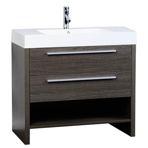 designer bathroom vanity mula 35 5 quot modern bathroom vanity oak rs l900 oak on