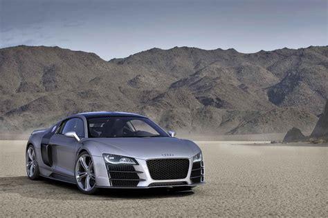 Audi R8 Audi R8 Tdi Le Mans Ce Nest Plus Un Concept
