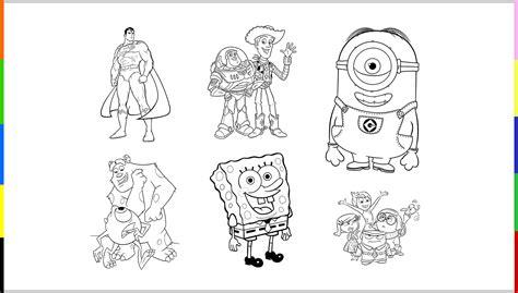 Dibujos Para Colorear Imprimir 10 Dibujos Para Imprimir Y Colorear Etapa Infantil