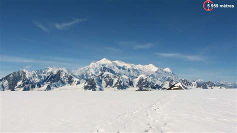 photo le mont logan le point culminant du canada