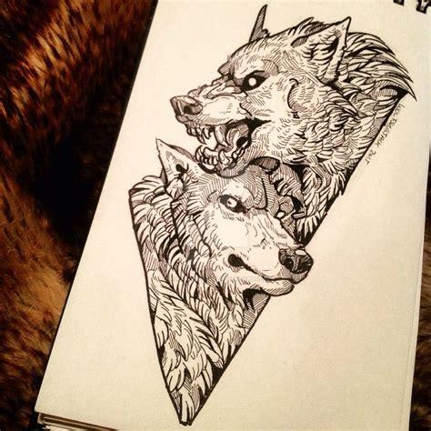 fenrir tattoo ideas  pinterest asatru symbols