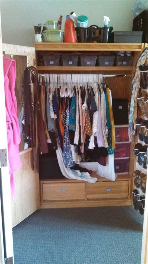 College Closet Organization Ideas by Closet Is Going To Be One Of The Hardest Parts Of The