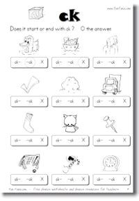 fun fonix book  consonant digraph worksheets