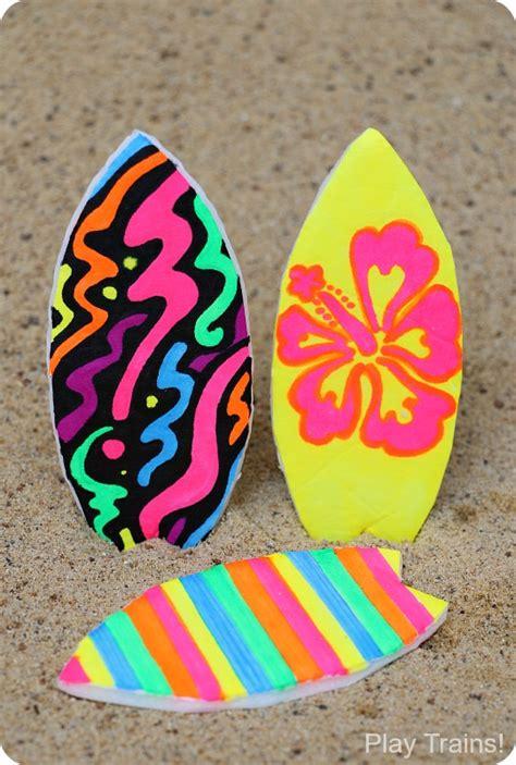 hawaiian craft ideas surfboard craft for 2162