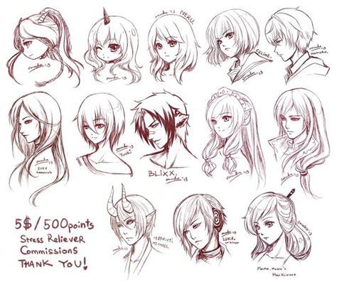 pin  soju lee    draw anime    risunki