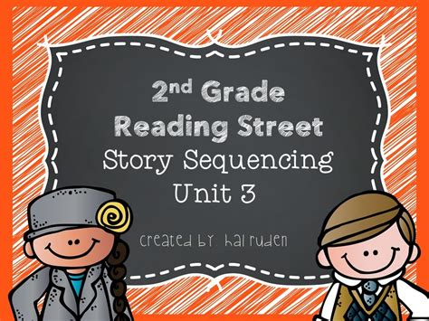 stickin   grade story sequencing activities