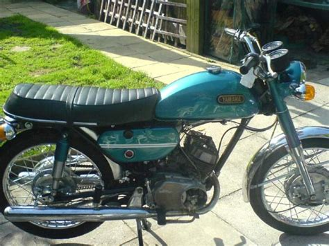 1970 Yamaha Ycs3e 200cc Classic Motorcycle Pictures