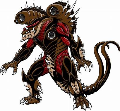 Kaiju Mecha Chaos Monster Savage Madness Gets