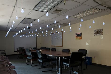 Led Light Bulb In Room by Interactive Hanging Led Array Learn Sparkfun