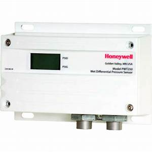 Honeywell Pwt100  U Wet Differential Pressure Sensor