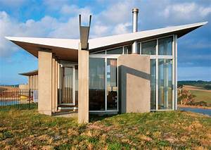 butterfly roof with outback exterior contemporary and